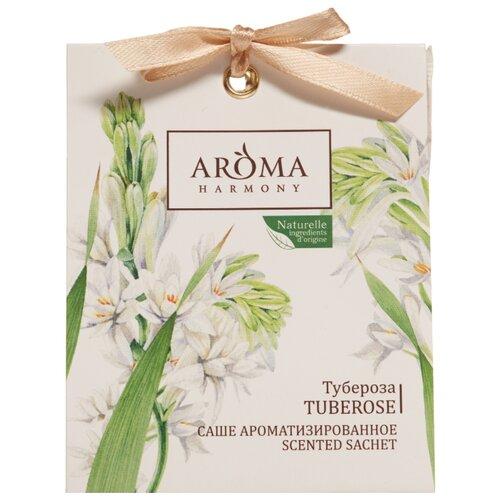 Aroma Harmony Саше Тубероза, 10 г 1 шт. имбирь натуральный gold kili пакетированный 80 г 20 саше