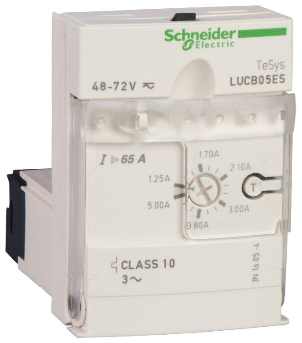 Комбинированный пускатель электродвигателя Schneider Electric LUCBX6B