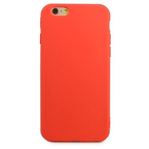 Купить Чехол Pastila TPU Matte для Apple iPhone 6/iPhone 6S красный