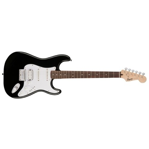 Электрогитара Squier Bullet Stratocaster HT HSS black