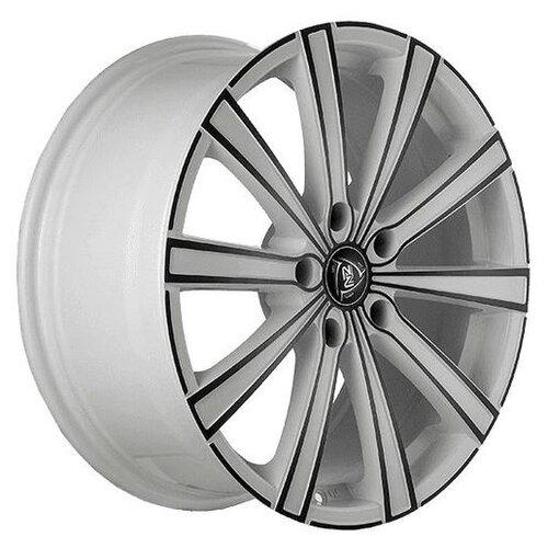 Фото - Колесный диск NZ Wheels F-55 8x18/5x120 D67.1 ET42 WF колесный диск nz wheels sh668 8x18 5x120 d67 1 et42 wrs