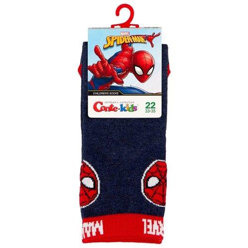 Носки Conte-kids размер 22, 412 темно-синий носки conte kids размер 18 412 темно синий