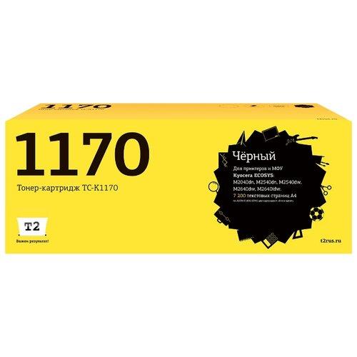 Фото - Картридж T2 TC-K1170, совместимый картридж t2 tc sh202 совместимый