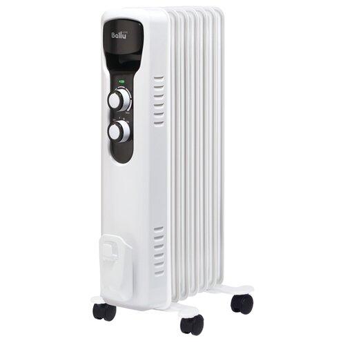 Масляный радиатор Ballu Trend BOH/TR-07 1500 белый радиатор ballu modern boh md 07bbn 1500