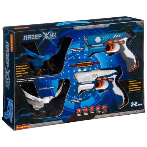 Купить Набор BONDIBON Лазер-Жук (ВВ3998), Игрушечное оружие и бластеры