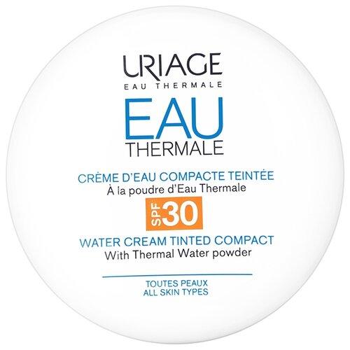 Uriage Water Cream Tinted Compact SPF30 Компактная крем-пудра бежевый uriage light water cream