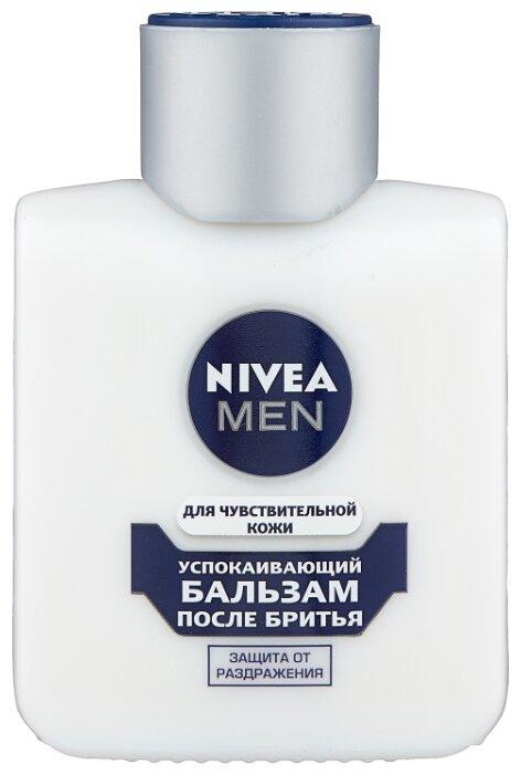 Крем-бальзам после бритья для чувствительной кожи охлаждающий нивея Nivea 100 мл