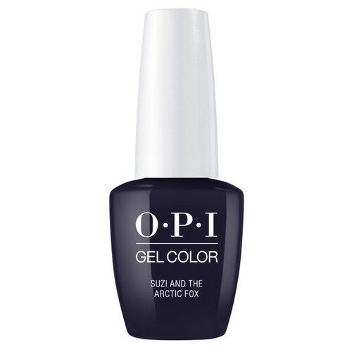 Фото - Гель-лак для ногтей OPI GelColor Iceland, 15 мл, Suzi & the Arctic Fox opi гель лак для ногтей gelcolor iceland check out the old geysirs 15 мл