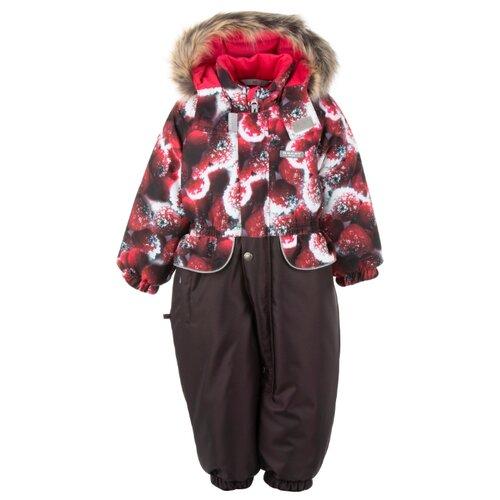 Купить Комбинезон KERRY FRAN K20409 A размер 74, 01877 бордовые ягоды, Теплые комбинезоны