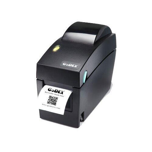 Фото - Термопринтер этикеток GoDEX DT2US, 203 dpi, и/ф USB+RS232 (011-DT2D12-00B) godex g530 use