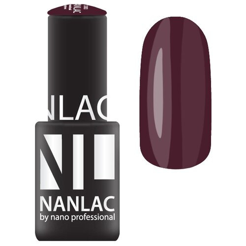 Фото - Гель-лак для ногтей Nano Professional Эмаль, 6 мл, NL 1205 Стоп! гель лак для ногтей kodi basic collection 12 мл 30 r терракотово красный эмаль