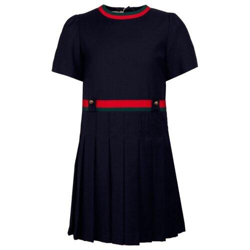 Платье GUCCI размер 128, синий