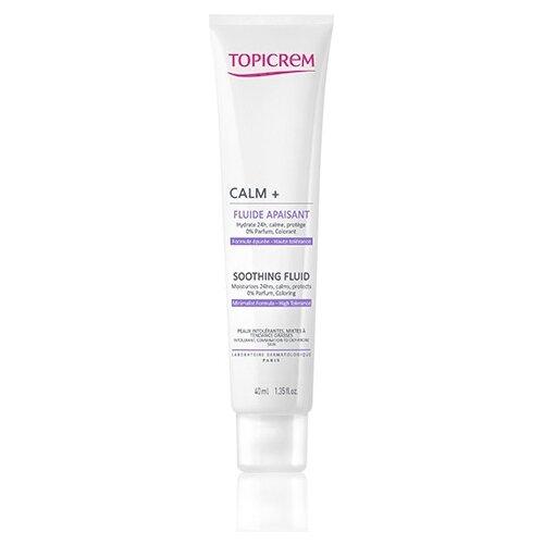 Topicrem Calm+ Soothing Fluid Успокаивающий флюид для лица и шеи, 40 мл topicrem купить в спб