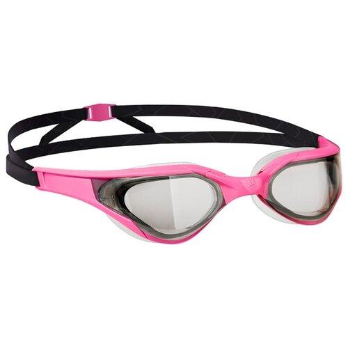 Очки для плавания MAD WAVE Razor pink/black очки для плавания mad wave aqua pink white
