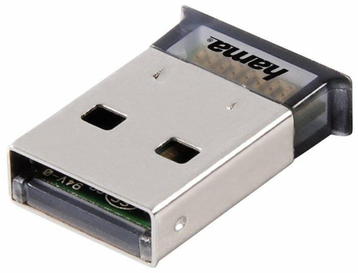 Bluetooth адаптер HAMA H-49237