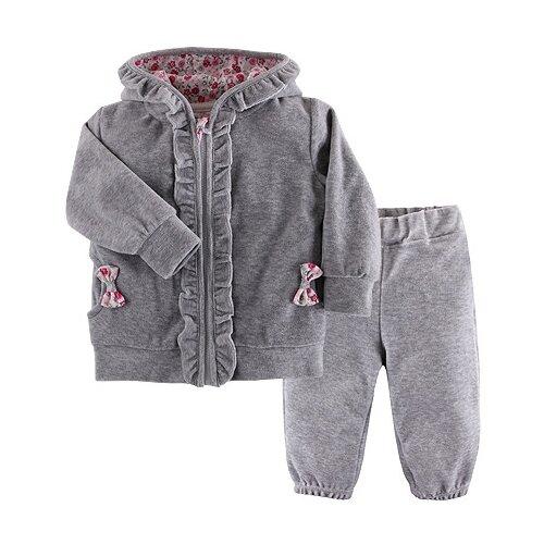 Купить Комплект одежды Наша мама размер 86, серый, Комплекты