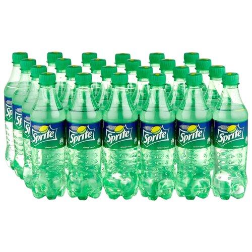 Газированный напиток Sprite, 0.5 л, 24 шт.