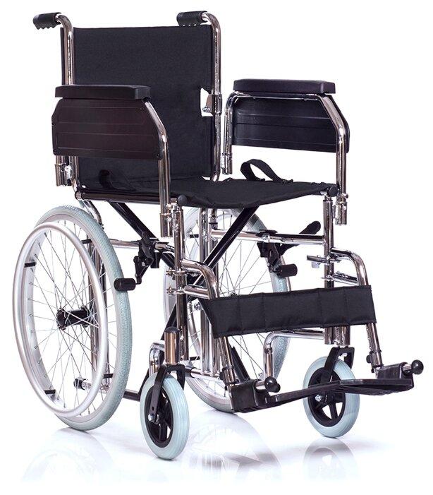 Кресло-коляска механическое Ortonica Olvia 30, ширина сиденья: 455 мм