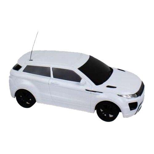 Купить Внедорожник 1 TOY Спортавто (T13830/T13831/T13832) 1:24 26 см белый, Радиоуправляемые игрушки