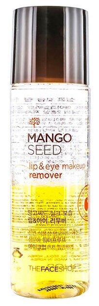 TheFaceShop жидкость для снятия макияжа с манго