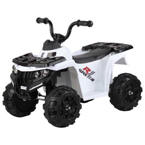 Купить CITY-RIDE Квадроцикл CR004 белый, Электромобили