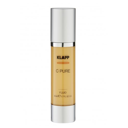 Klapp C Pure Fluid Витаминная эмульсия для лица, 50 мл