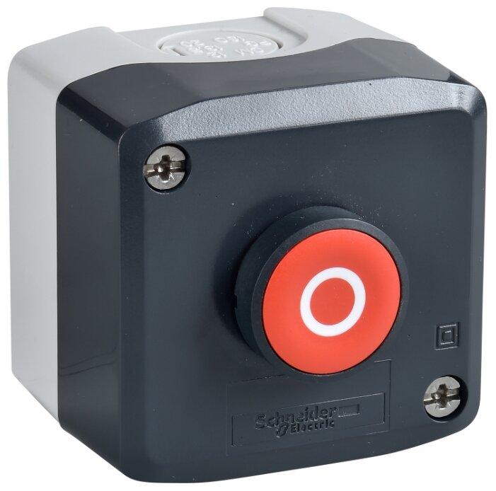 Комбинация устройств управления в корпусе (пост кнопочный в сборе) Schneider Electric XALD112