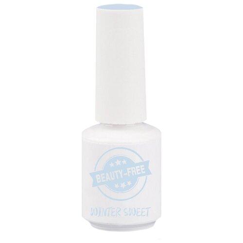 Купить Гель-лак для ногтей Beauty-Free Winter Sweet, 8 мл, голубой