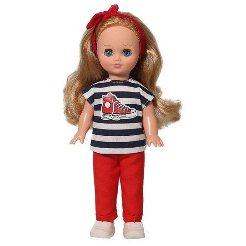 Интерактивная кукла Весна Герда модница 2, 38 см, В3677/о интерактивная кукла весна анна модница 2 42 см в3717 о