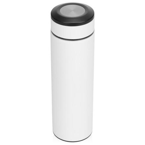 Термос «Confident» с покрытием soft-touch 420мл, белый