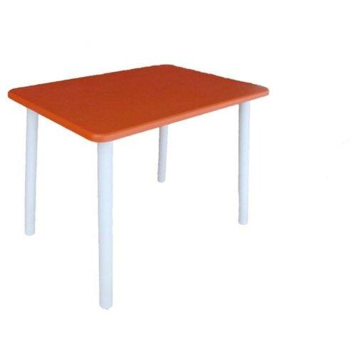 Детский стол Эко Оранжевый