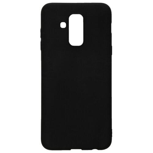 Чехол LuxCase TPU для Samsung Galaxy A6+ 2018 черный