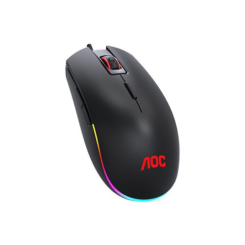 Мышь AOC GM500, черный