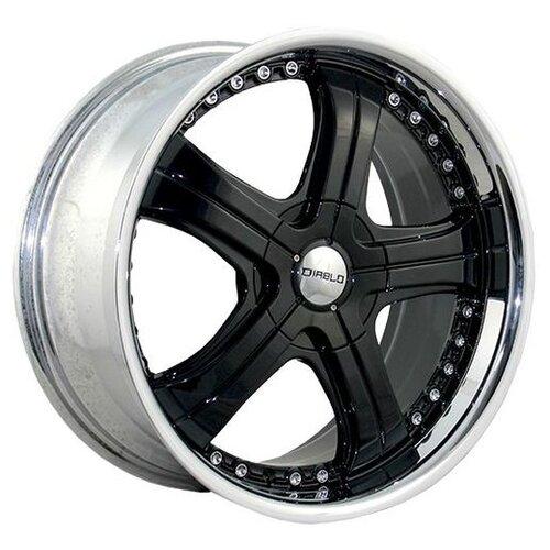 Фото - Колесный диск Diablo Wheels P0430 8.5x18/5x120 D72.6 ET45 HIC колесный диск replay lr50