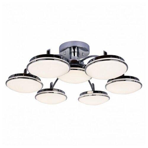 Фото - Люстра светодиодная Favourite Ledante 2472-7P, LED, 126 Вт люстра favourite 1600 7p