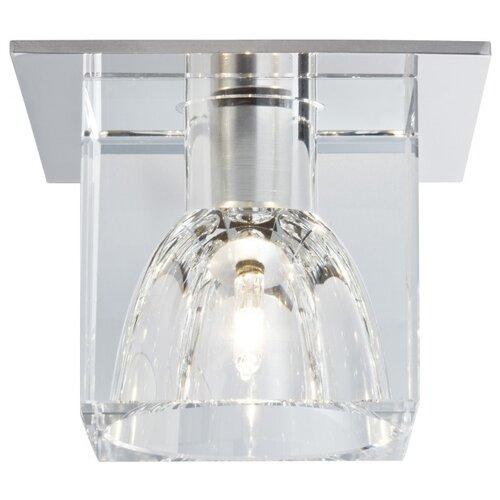 Встраиваемый светильник Paulmann 92018, 3 шт. встраиваемый светильник paulmann 92704 3 шт