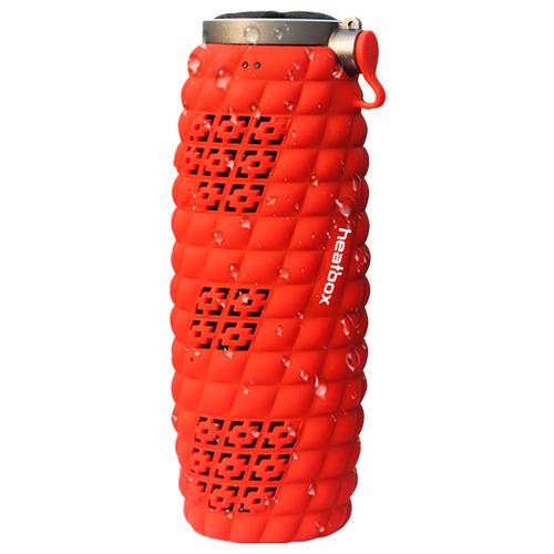 цена на Портативная акустика Heatbox Cyclone красный