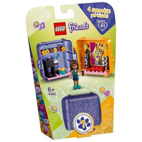 Конструктор LEGO Friends 41400 Игровая шкатулка Андреа конструктор friends lego lego mp002xg00jt9