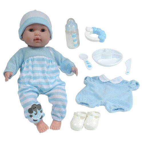 Купить Пупс JC Toys BERENGUER Boutique, 38 см, JC30044, Куклы и пупсы
