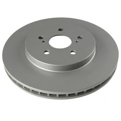 Комплект тормозных дисков передний NIPPARTS N3302165 318.5x28 для Lexus RX, Toyota Harrier, Toyota Highlander (2 шт.)