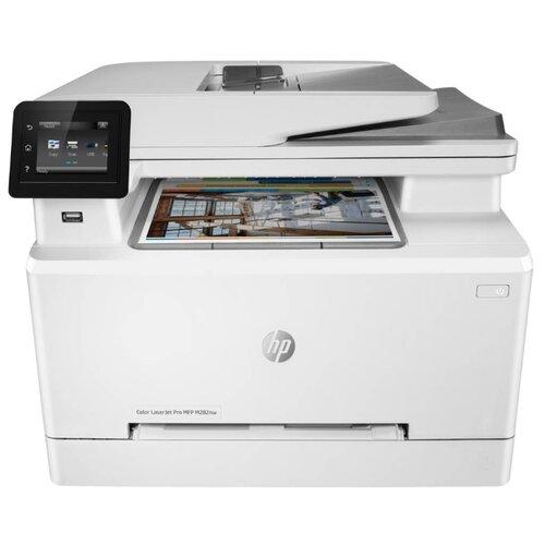 Фото - МФУ HP Color LaserJet Pro M282nw, белый мфу hp laserjet pro m132nw