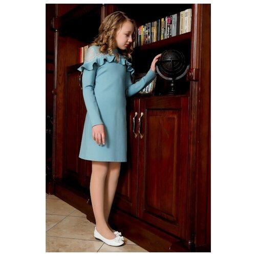 Купить Платье Ladetto размер 32-134, фисташковый, Платья и сарафаны
