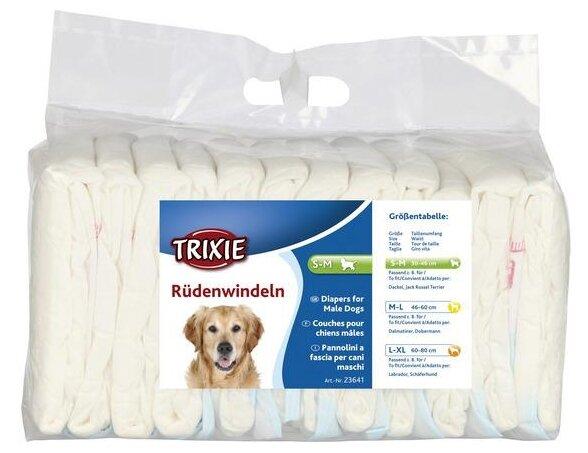 Подгузники для собак TRIXIE Размер S-M