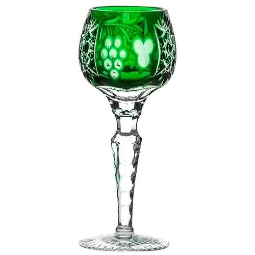 Рюмка Ajka Crystal Grape Emerald 60 мл