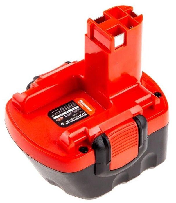 Аккумуляторный блок Hammer AKB1220 12 В 2 А·ч