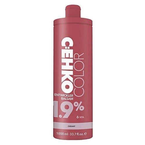 Купить C:EHKO Окислительный бальзам Entwickler balsam, 1.9%, 1000 мл
