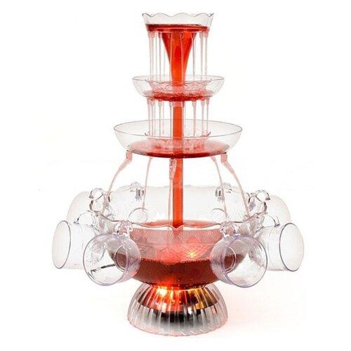 Фонтан для напитков Gastrorag WF03 прозрачный топливо для мармитов gastrorag bq 204