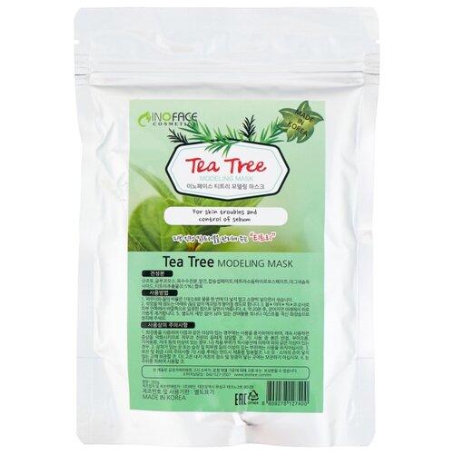 Фото - Inoface Альгинатная маска Tea Tree Modeling, 200 г inoface альгинатная маска chlorella modeling 18 г