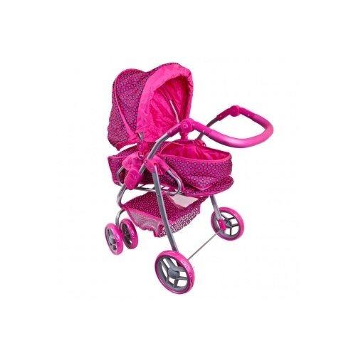 Купить Коляска-люлька Melobo / Melogo с переноской K0110 мультиколор, Коляски для кукол