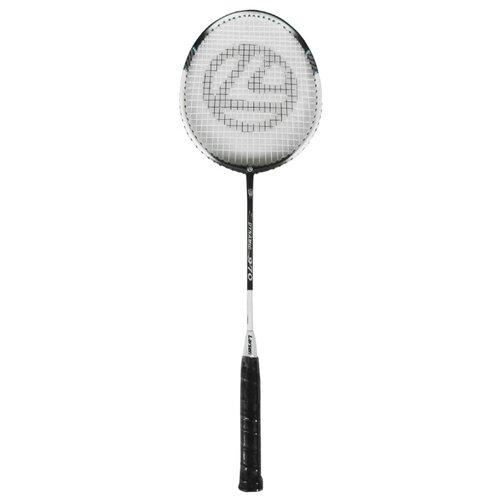 цена на Ракетка для бадминтона Larsen 970 белый/черный